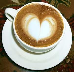 кофе любви